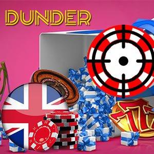 Dunder UK Bonus